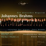 CD-Cover Brahms, Ein deutsches Requiem