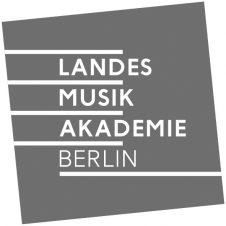 Logo Landesmusikakademie Berlin