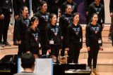 The Skyline Choir of Shenzhen Meilin High School (China) beim Fest der Chorkulturen 2017 in der Berliner Philharmonie