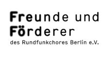 Logo Freunde und Förderer des Rundfunkchores Berlin e.V.